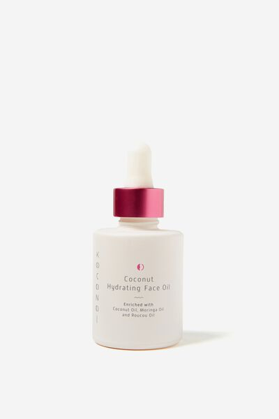 Hydrating Face Oil, COCONUT