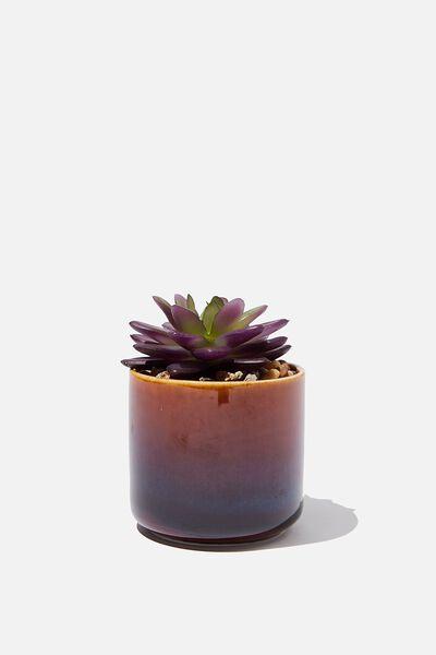 Mini Artificial Plant, DARK REACTIVE