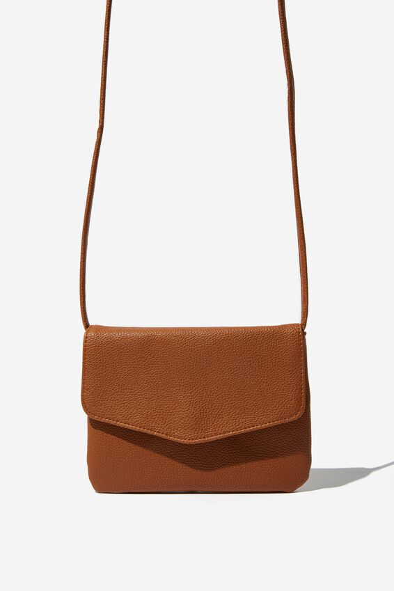 Mikalea Cross Body Bag, TAN