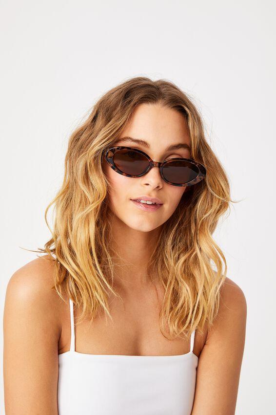 Hazel Sunglasses, TORT