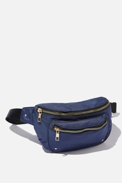 Brazen Belt Bag, NAVY