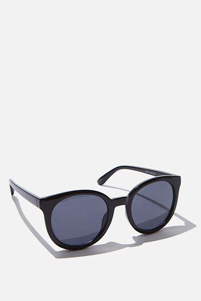 Ruby Sunglasses, BLACK