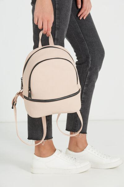 Mia Back Pack, BLUSH
