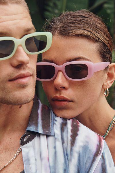 Abby Sunglasses, LILAC