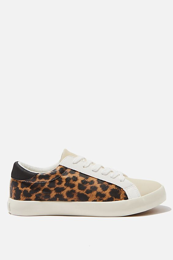 Ally Low Rise, LEOPARD