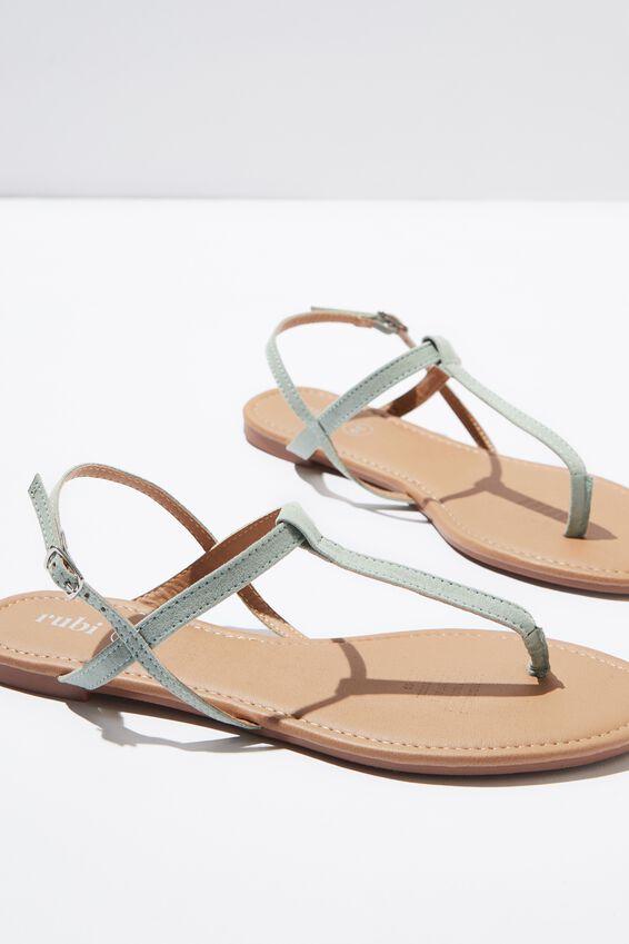 Everyday Toe Post Sandal, SAGE MICRO