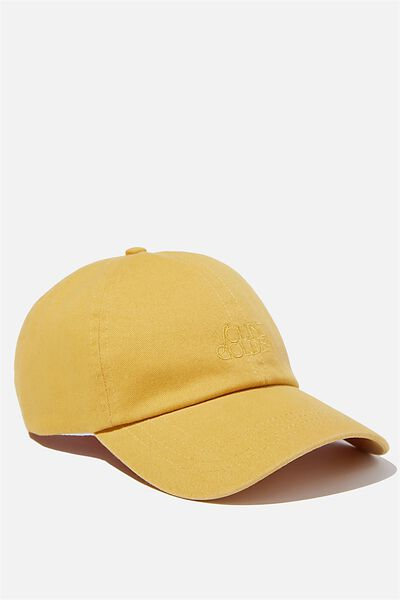 Kaia Cap, MUSTARD YOU RE GOLDEN