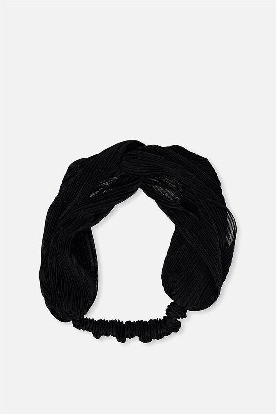 Manhattan Headband | Women's Fashion Accessories & Shoes