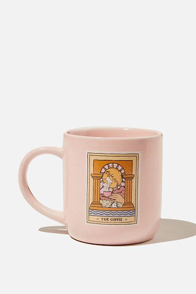 All Day Mug, TAROT CARD