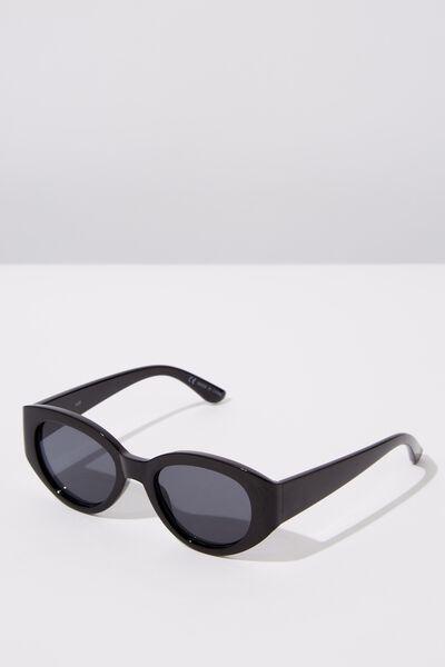 Olivia Sunglasses, BLACK