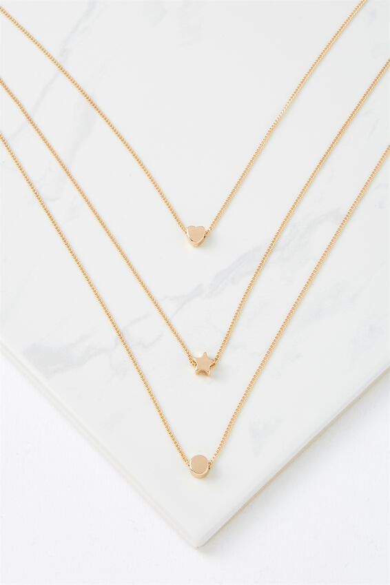 Bailey Necklace at Cotton On in Brisbane, QLD | Tuggl