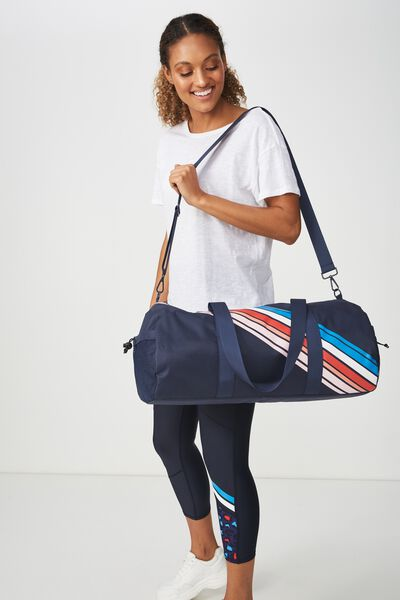 Body Bella Active Bag 2, BLUE STRIPE