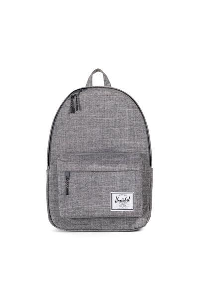 Herschel Classic X-Large Backpack, RAVEN CROSSHATCH