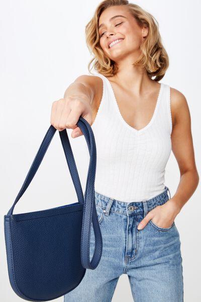 Half Moon Bag, NAVY