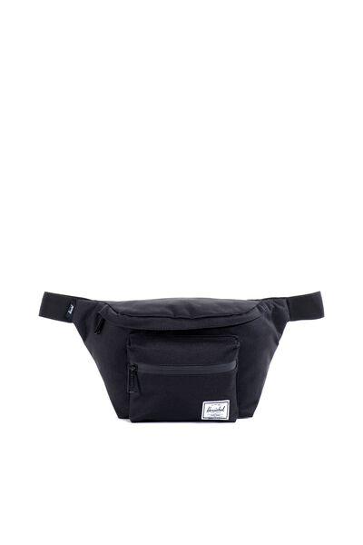 Herschel Seventeen Hip Pack, BLACK/BLACK