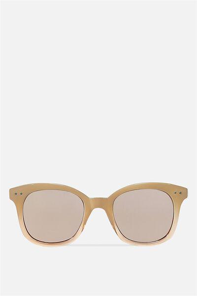 Kendra Full Frame Sunglasses, S.PALM/ROSE GOLD