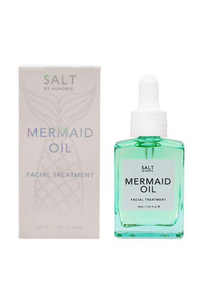 Salt By Hendrix Mermaid Facial Oil, NEROLI