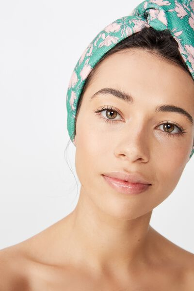 Body Home Spa | Hair Wrap, FLORAL