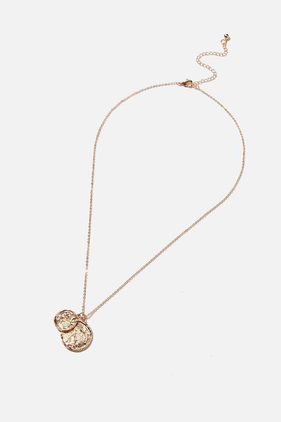 Zodiac Necklace, CANCER