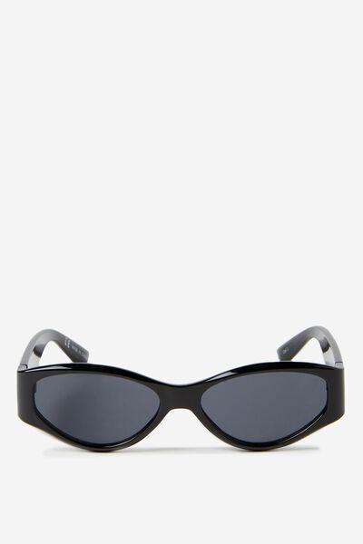 Urge Sunglass, BLACK/BLACK