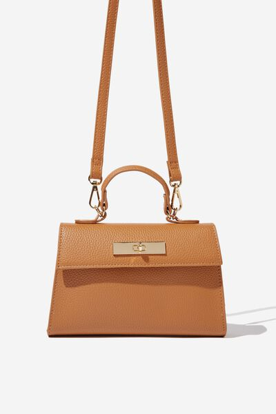 Lucy Little Lady Bag, TAN