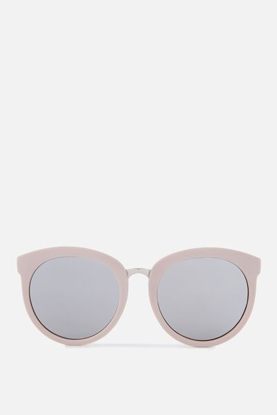Mia Full Frame Sunglasses, M.ROSE SMOKE