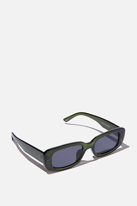 Abby Sunglasses, HERITAGE GREEN