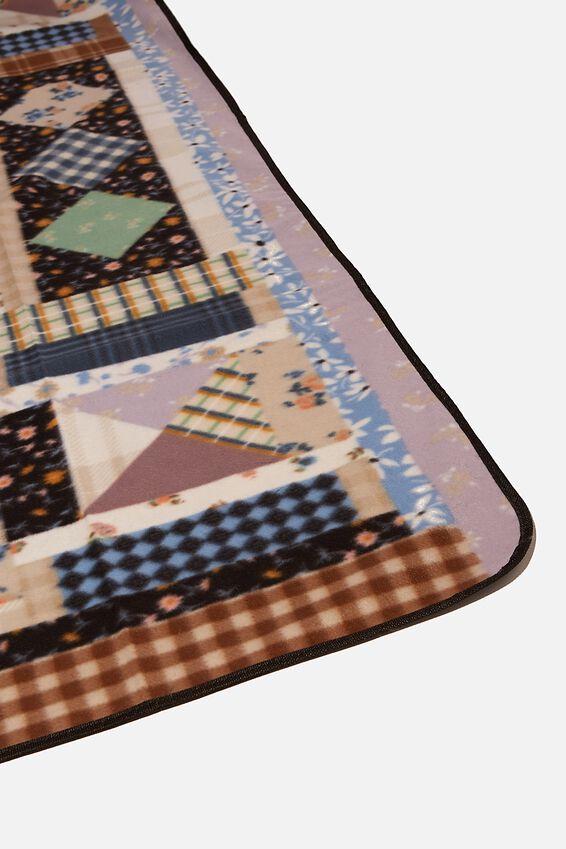 Picnic Blanket, PATCHWORK