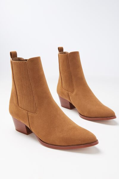 Fifth Western Boot, SPICE