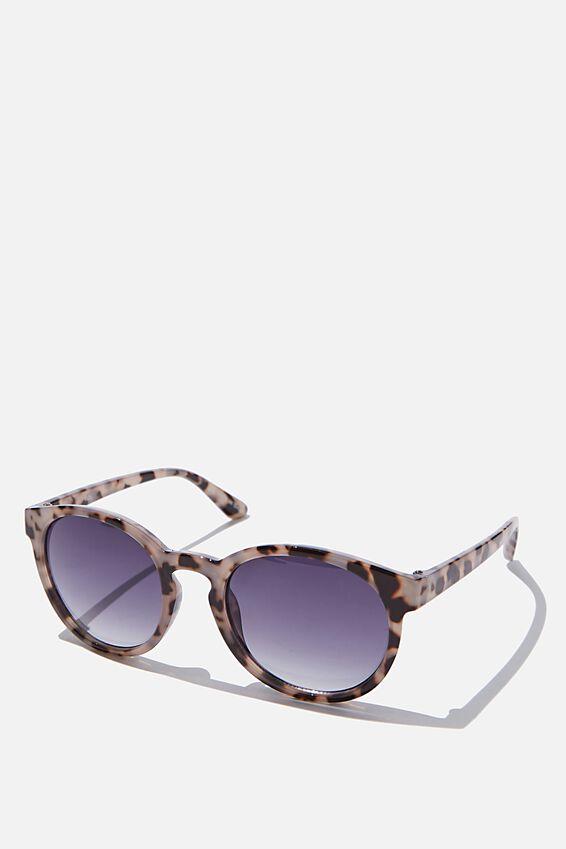 Rollin Round Sunglasses, MILKY TORT