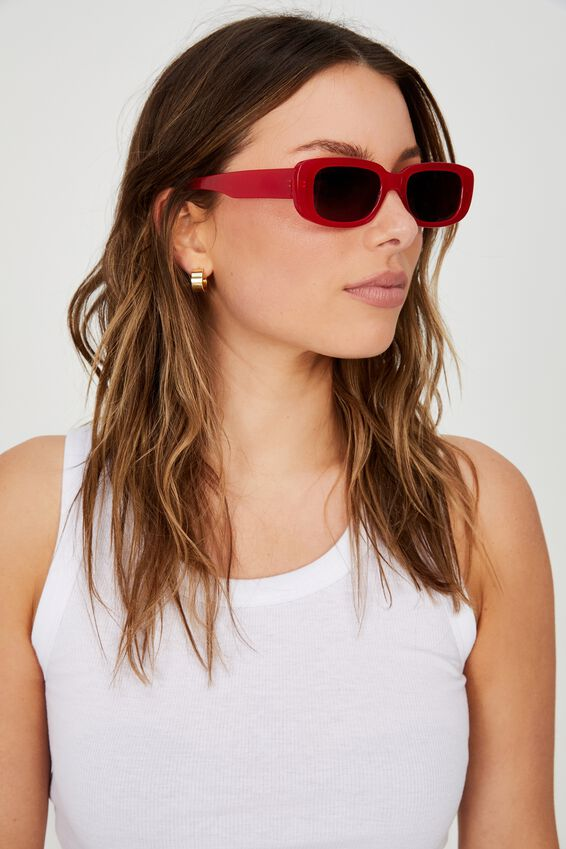 Abby Sunglasses, VIVID PINK