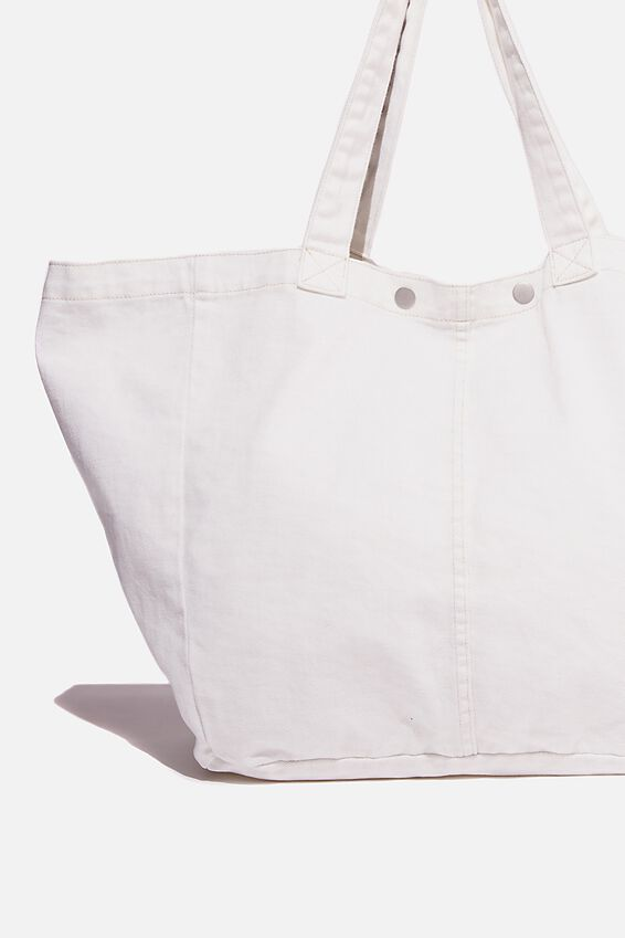 Denim Dreaming Tote, WHITEHAVEN
