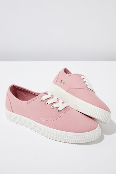 Casey Creeper Plimsoll, ROSE DAWN