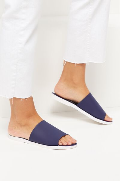 Lucy Jelly Slide, NAVY