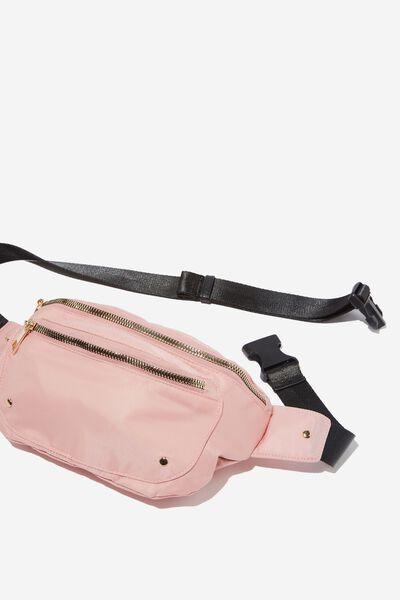 Brazen Belt Bag, ASH ROSE