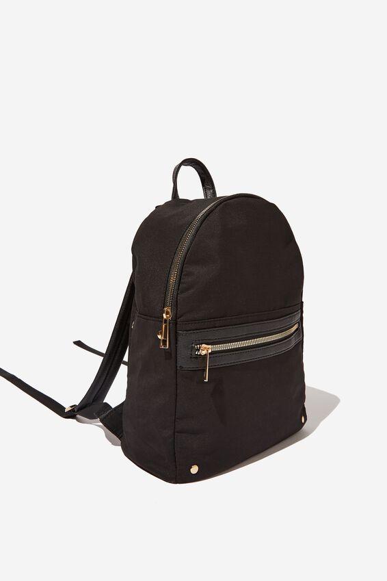 Brazen Backpack, BLACK