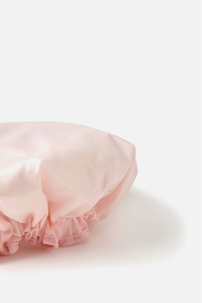 Shower Cap, PARFAIT PINK