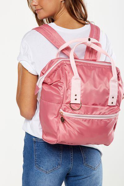 Blaze Backpack, DUSTY PINK