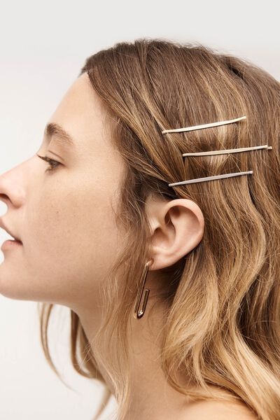 Bobby Pins, BLONDE