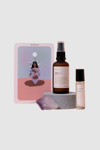 Eunoia Soul Rituals Meditation Pack, MEDITATION