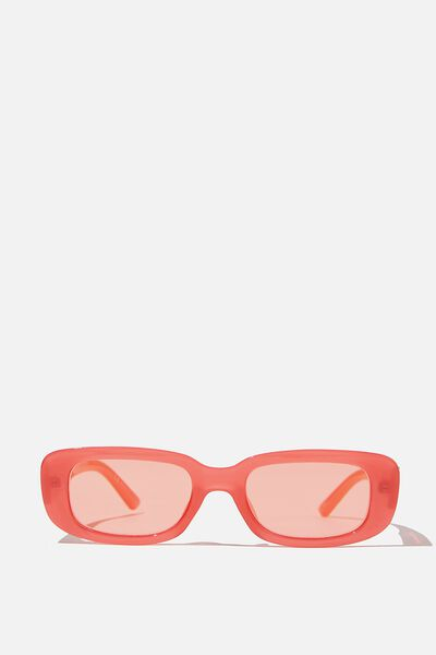 Abby Sunglasses, CORAL