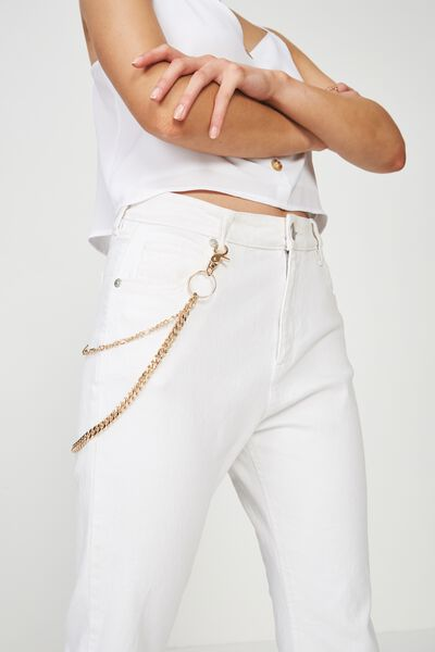 Wallet Chain Twin, GOLD