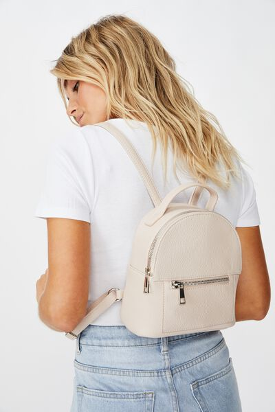 Cara Mini Backpack, LIGHT BLUSH