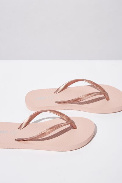Rubi Thong, ROSE GOLD