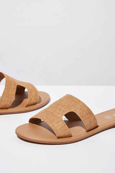 Everyday Cypress Slide, NATURAL WOVEN