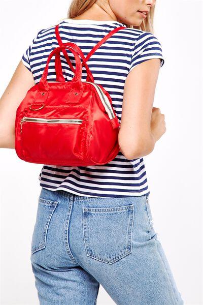 Mini Blaze Backpack, RED