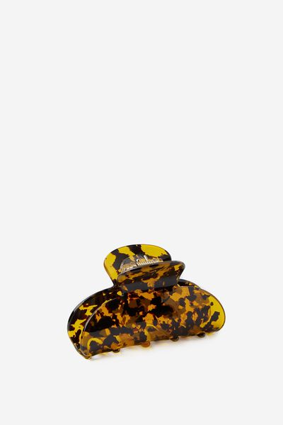 Large Hair Claw, CLASSIC TORT