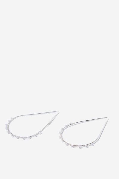 Landsdowne P&T Earring, PEARL