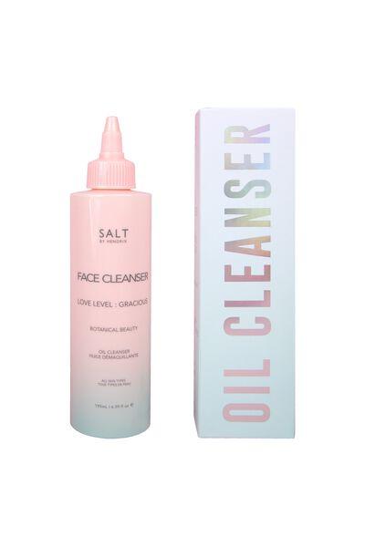 Salt By Hendrix Face Cleanser Oil, CLEANSER OIL