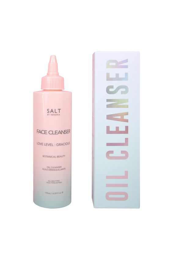 Salt By Hendrix Face Cleanser Oil, CLEANSER OIL